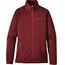 Patagonia W's R1 Full-Zip Jacket Drumfire Red